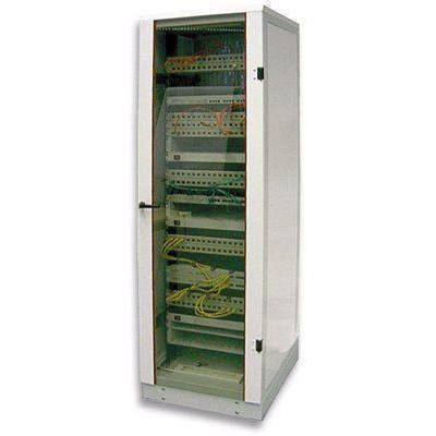 Network rack 19-I-CASE 42-G-8T-Techly Np